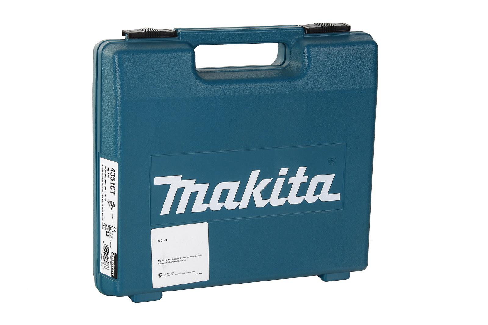 Лобзик Makita 4351ct