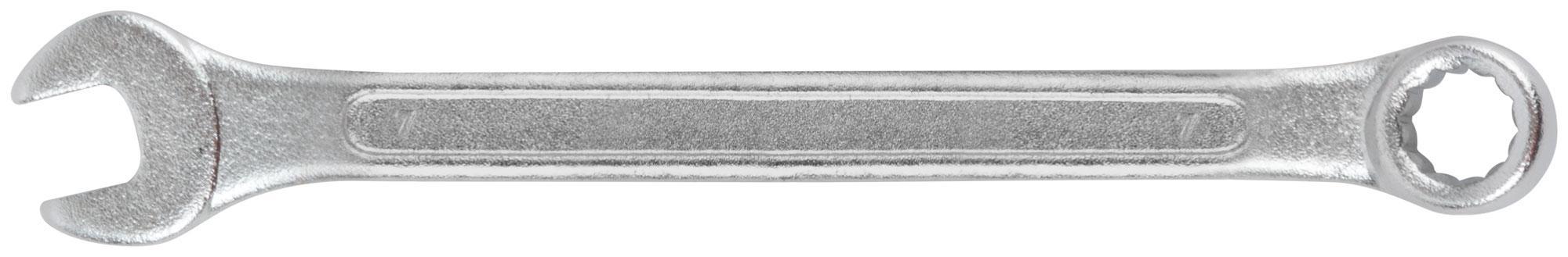 Ключ гаечный комбинированный Fit 63137 (7 мм) plus size two tones panel chiffon blouse