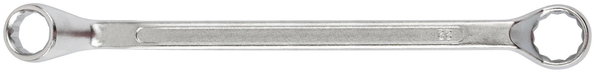 Ключ гаечный накидной 19х22 Fit 63539 (19 / 22 мм)