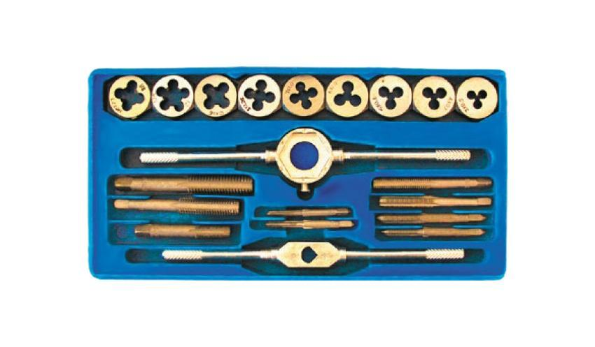 Набор Fit 70780 лерки-метчики метрические метчики 12х1 25 мм 2 шт fit 70849