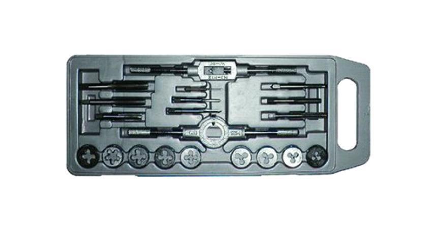 Набор Fit 70805 лерки-метчики набор для нарезания резьбы fit профи 70805 20шт
