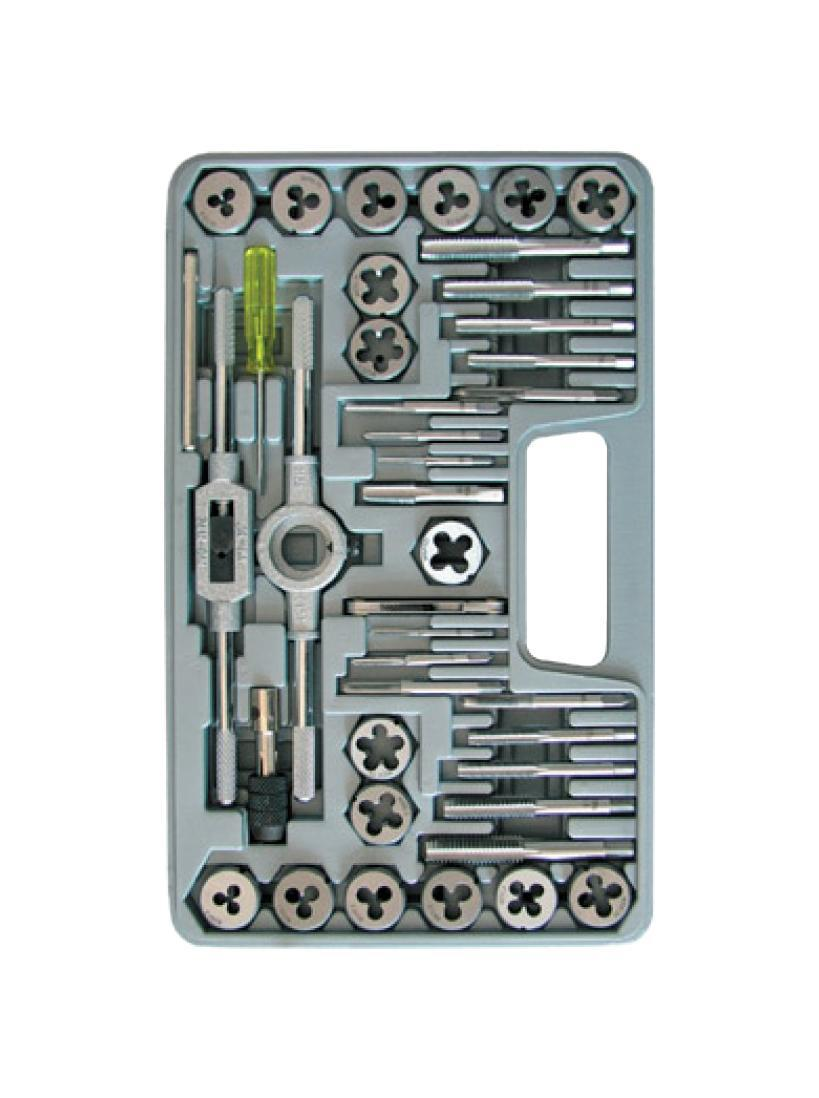 Набор Fit 70807 лерки-метчики метрические метчики 12х1 25 мм 2 шт fit 70849
