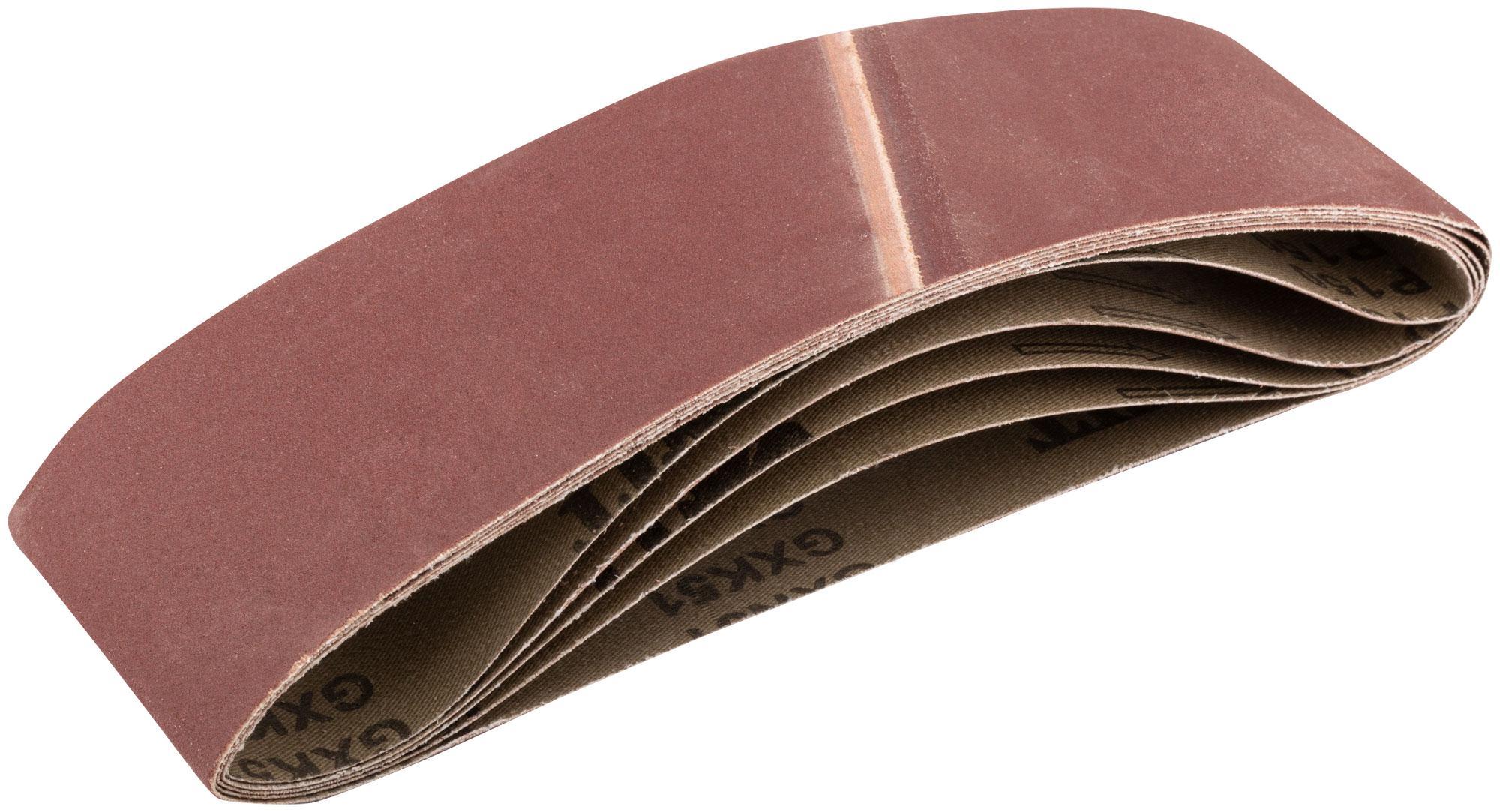 Лента шлифовальная бесконечная Fit 39697 лента абразивная fit 533 мм х 75 мм зерно 150 5 шт