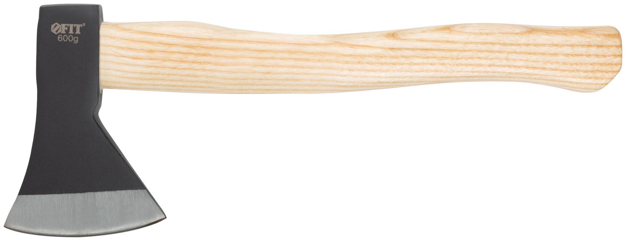 Топор FitТопоры<br>Тип топора: колун,<br>Материал рукоятки: древесина,<br>Вес нетто: 0.6<br>