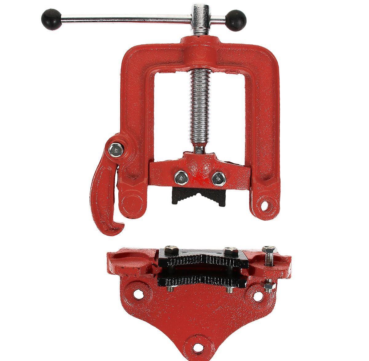 Тиски слесарные Fit 70992 тиски fit 59728