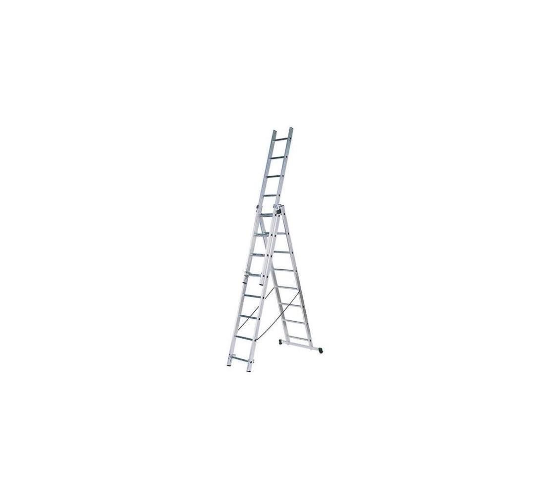 Лестница алюминиевая FIT 65434