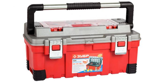 Купить Ящик для инструментов ЗУБР 38135-26
