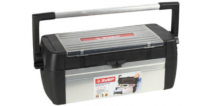 Ящик для инструментов ЗУБР 38151-28