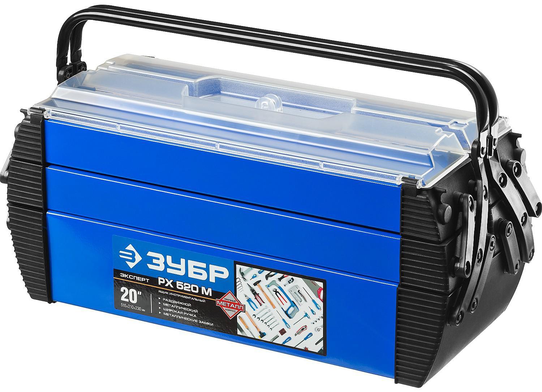 Ящик для инструментов ЗУБР 38163-20 ящик для инструментов truper т 15320