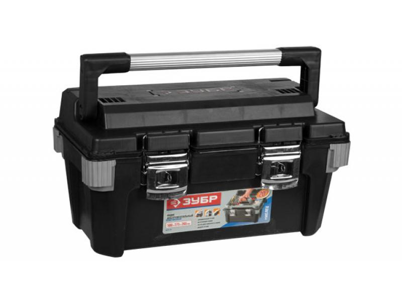Ящик для инструментов ЗУБР 38141-25 накладка на рычаг ручного тормоза carpin gt 38141 carbon sports zero