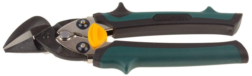 Ножницы Kraftool 2326-r uni-kraft комбинированные плоскогубцы 180 мм kraftool kraft max 22011 1 18