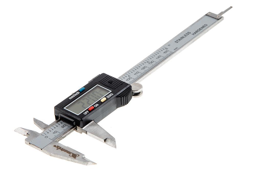 Штангенциркуль Matrix 31611 штангенциркуль стрелочный matrix 150 мм 31601