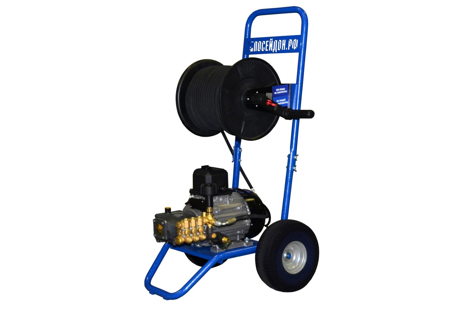 Аппарат высокого давления ПОСЕЙДОН ВНА-110-12А аппарат высокого давления посейдон e5 150 21 reel