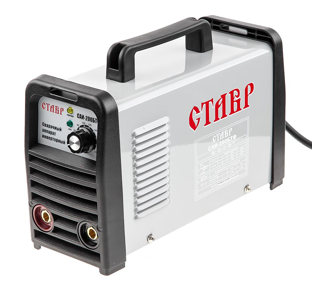 Сварочный аппарат СТАВР САИ-200 БТФ сварочный аппарат инверторный ставр саи 200 бтэ