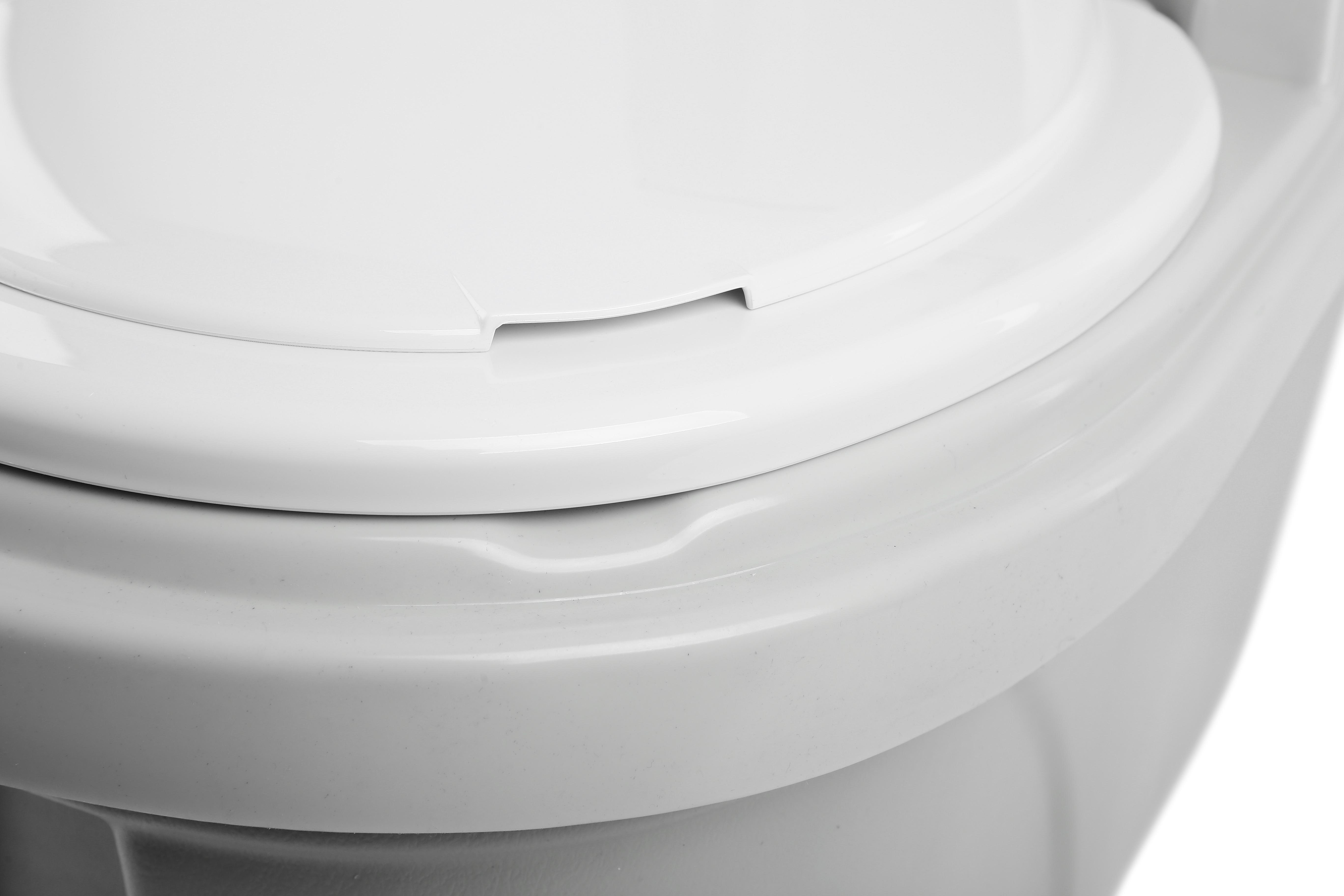 Биотуалет торфяной ТАНДЕМ Компакт-М 60л от 220 Вольт