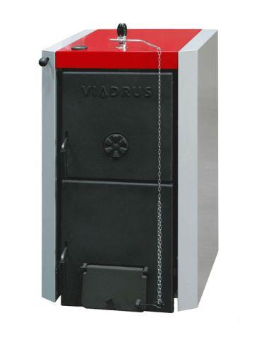 Твердотопливный котел Viadrus U22 С-7/d-7 от 220 Вольт