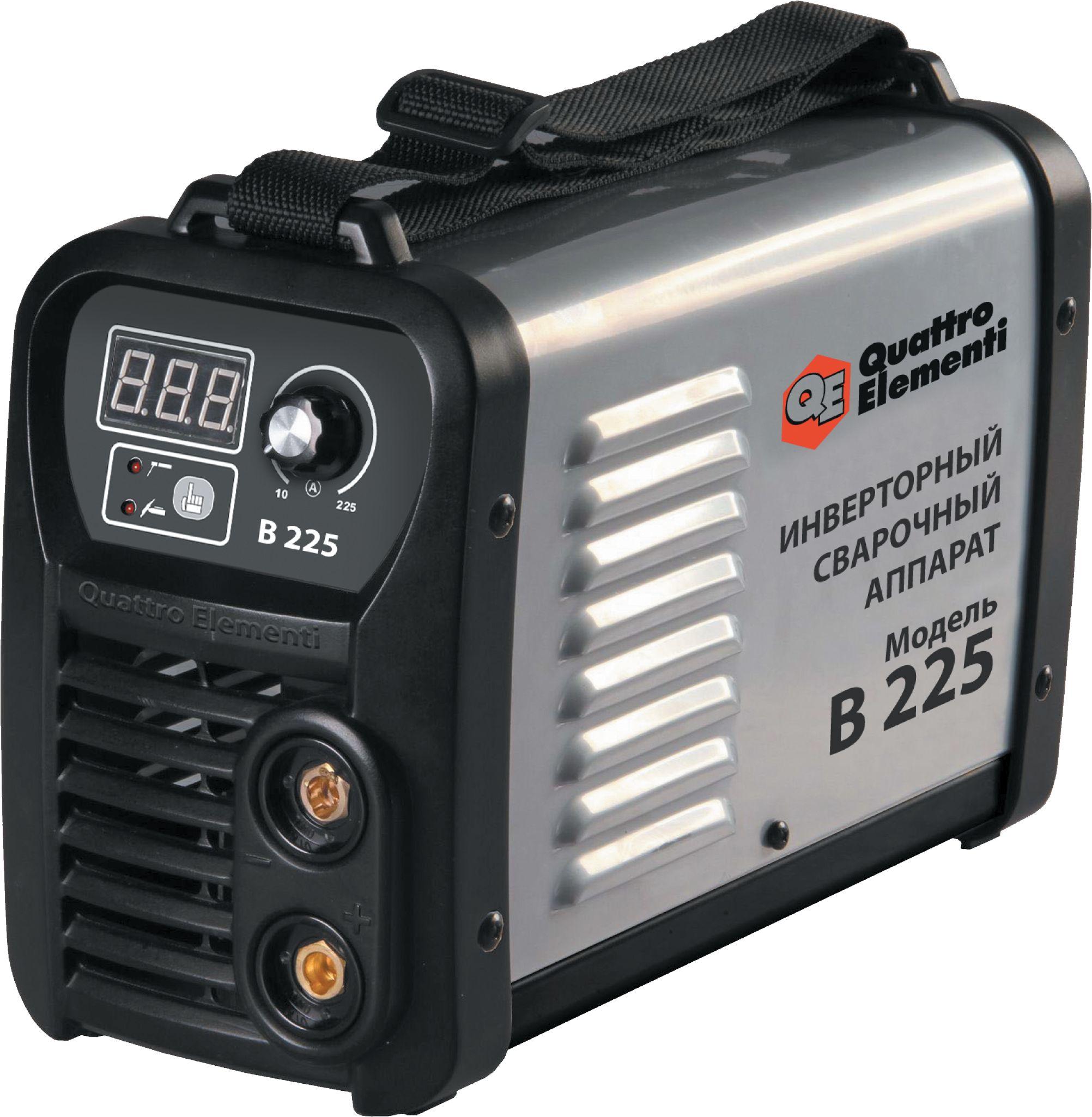 Сварочный аппарат Quattro elementi B 225 цена и фото
