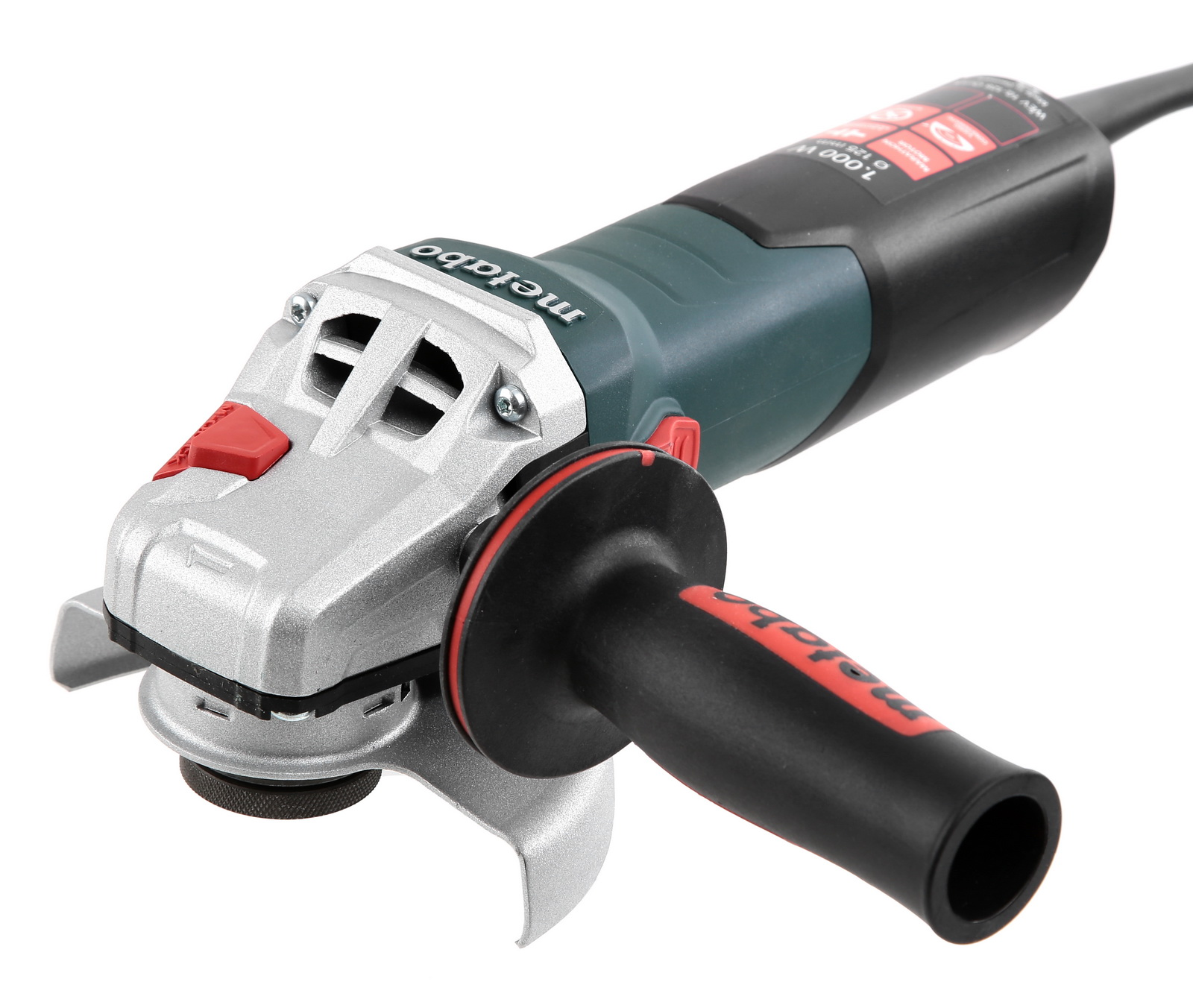 УШМ (болгарка) Metabo Wev 10-125 quick (600388000)