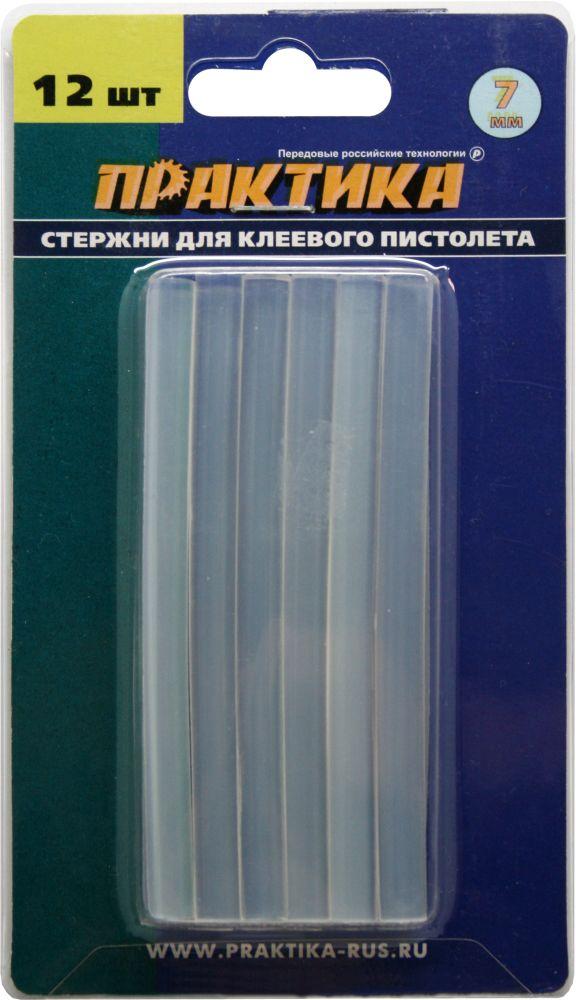 Стержни клеевые ПРАКТИКА 641-572