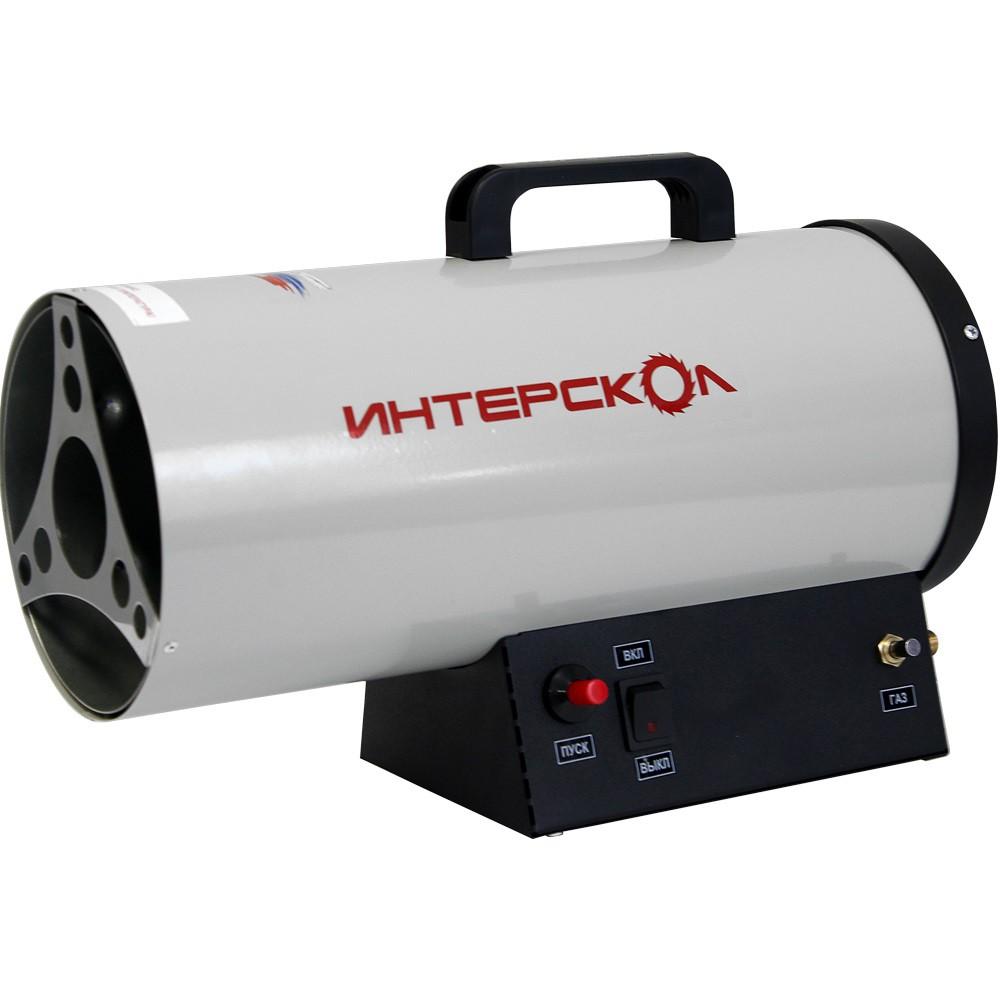 Газовая тепловая пушка ИНТЕРСКОЛ ТПГ-15 (290.1.0.00)