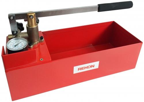 Опрессовщик Rekon 23030 жидкость от утечки охлаждающей жидкости где