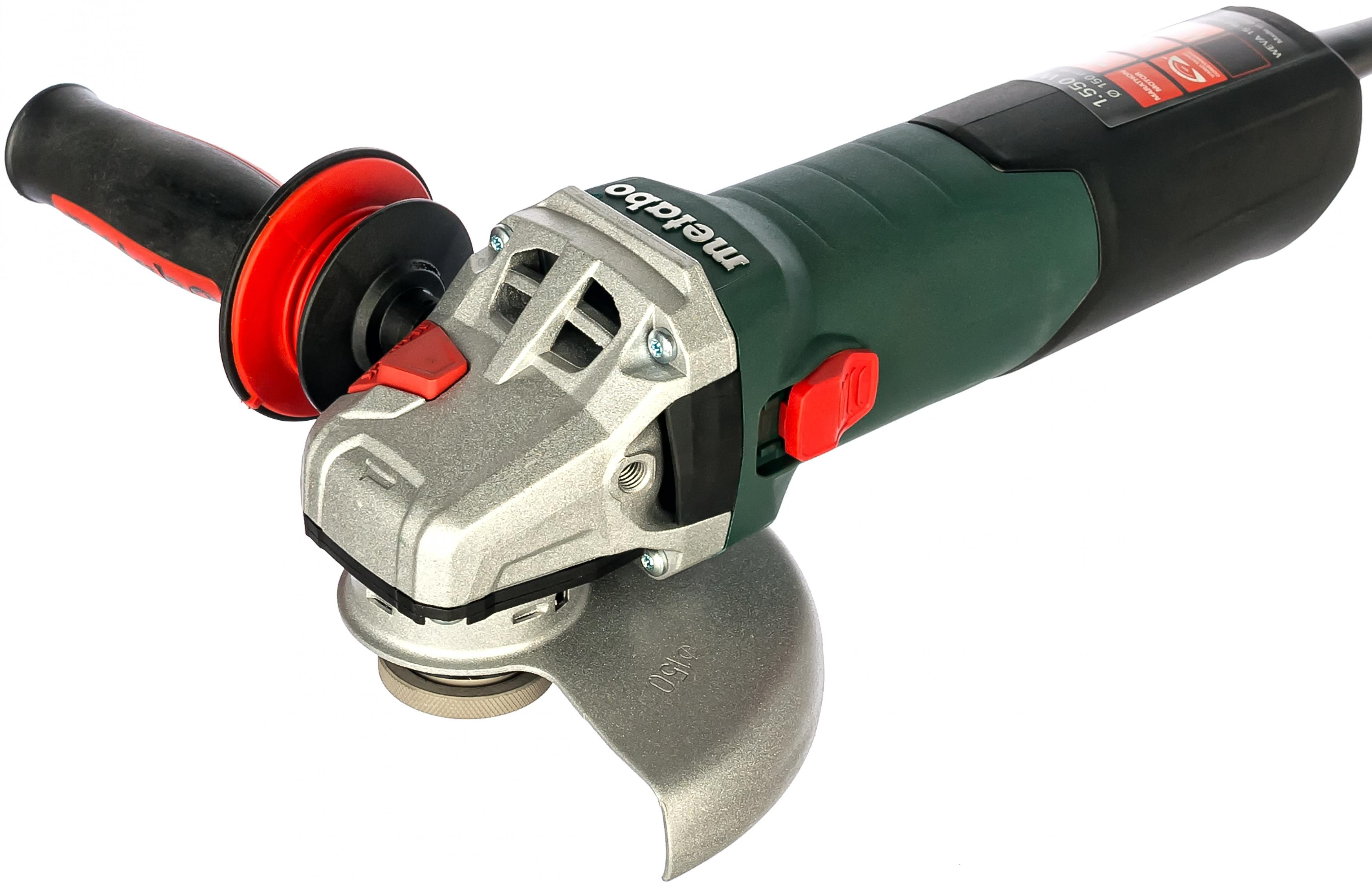 УШМ (болгарка) Metabo Weva 15-150 quick (600506000) metabo 15 150 quick