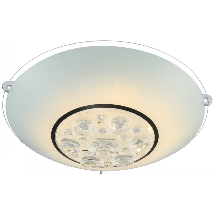 купить Светильник настенно-потолочный Globo Louise 48175-12 по цене 4144 рублей