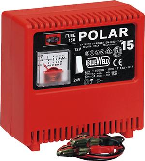 Зарядное устройство Blue weld Polar 15 зарядное устройство blueweld polar 15 807626