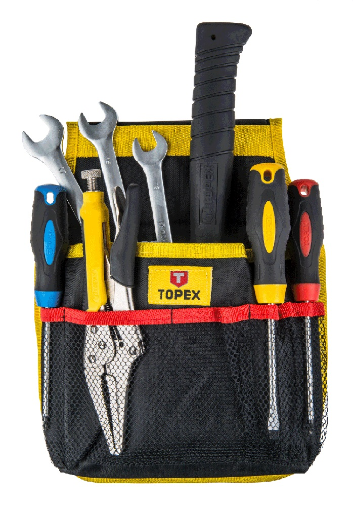 Сумка поясная для инструмента Topex 79r430