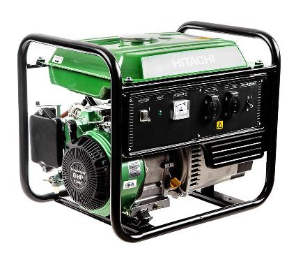 Бензиновый генератор HITACHI E24MC
