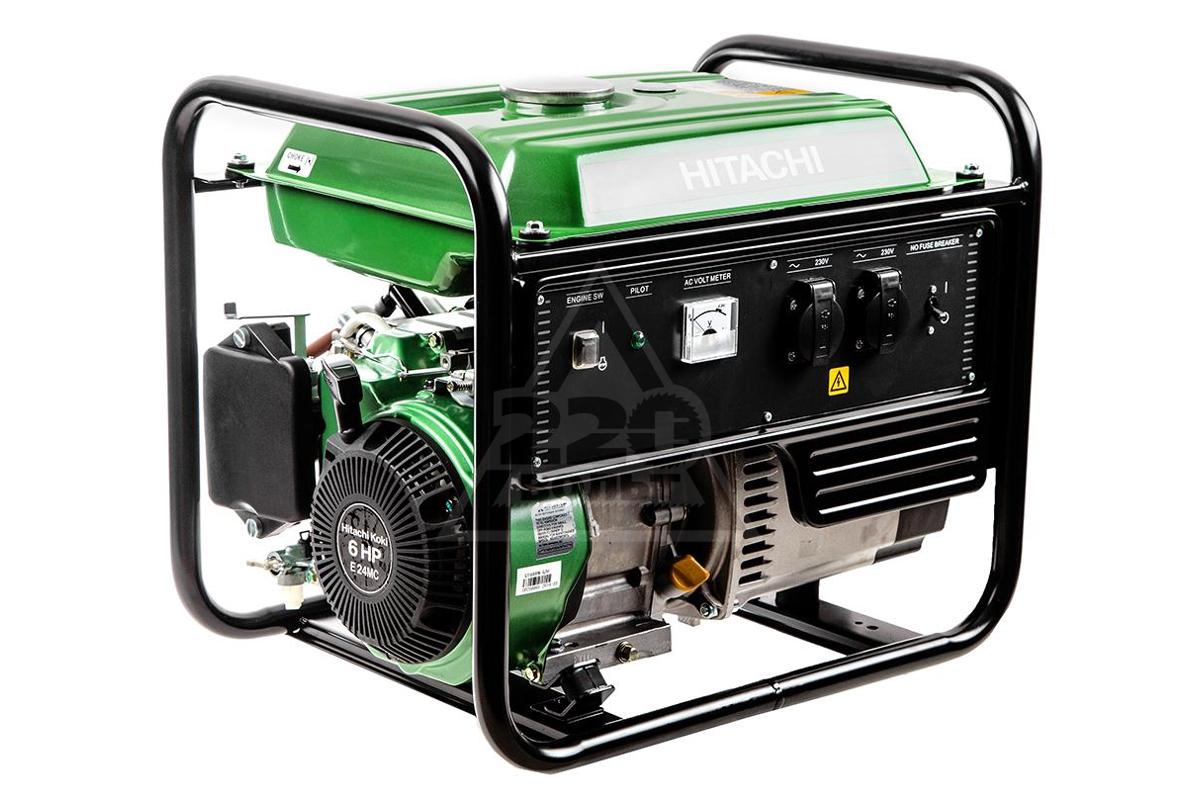 Генераторы бензиновые хитачи цена бензиновых генераторов forte