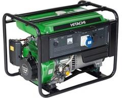 Бензиновый генератор Hitachi E62mc/(s) бензиновый генератор hitachi e 50 3p