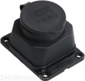 Розетка кабельная Iek ОМЕГА РБ13-1-0м лампа светодиодная iek 422008