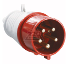 Вилка кабельная IEK 25 3P+PE+N