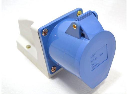 Розетка стационарная IEK 123 2P+PE