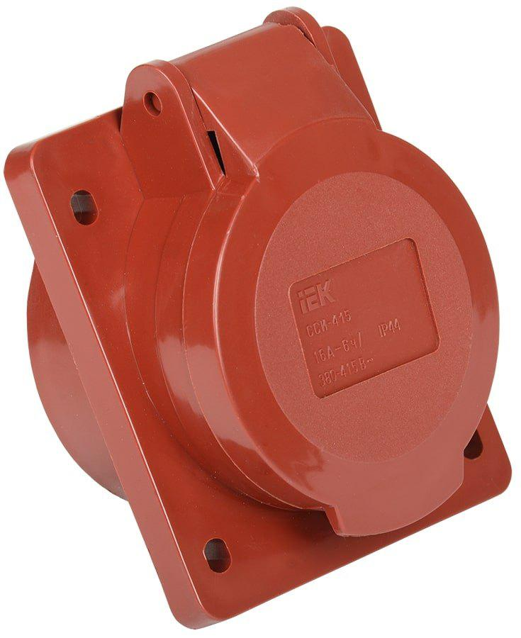 Розетка кабельная Iek 415 3p+pe+n k1359 2sk1359 to 3p