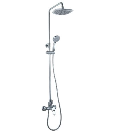 Смеситель для ванны Lemark Omega lm3160c смеситель для душа коллекция magic lm3403c однорычажный хром lemark лемарк