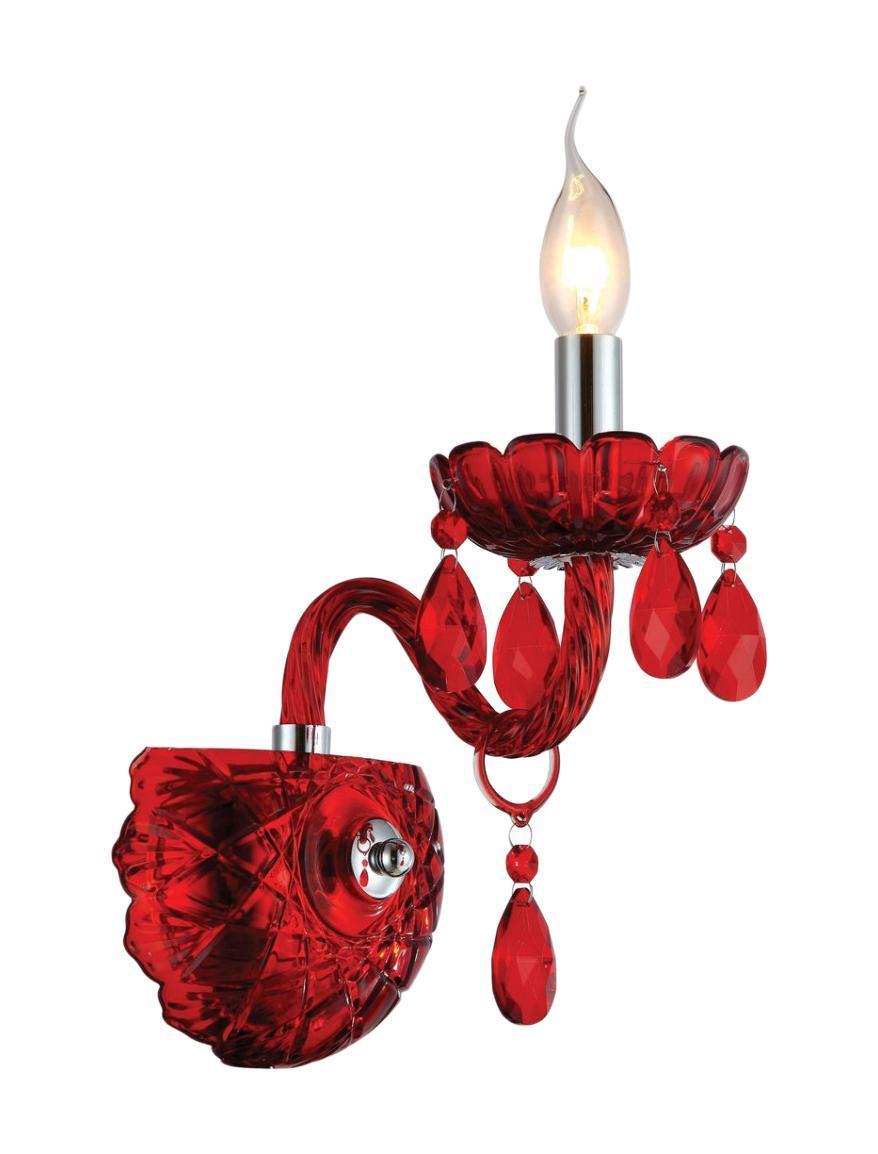 Бра Arte lamp A3964ap-1rd бра 8111 01 ap 1 divinare