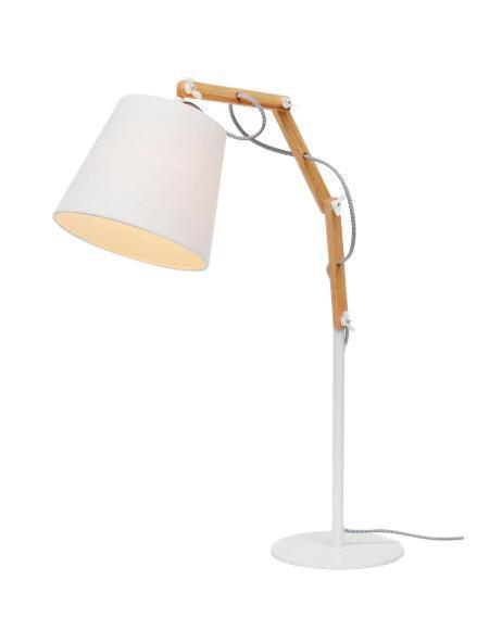 Лампа настольная Arte lamp A5700lt-1wh