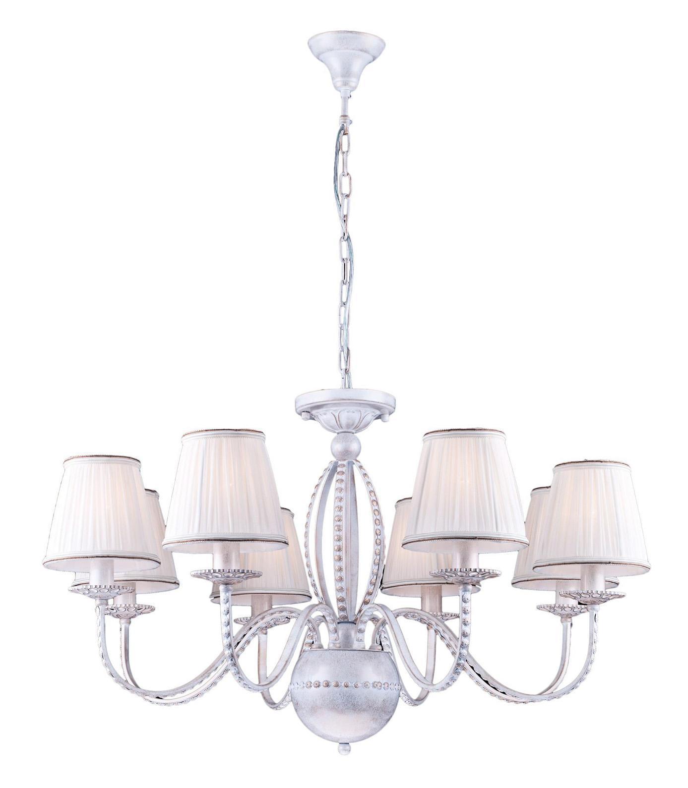 Люстра Arte lamp A2046lm-8wg