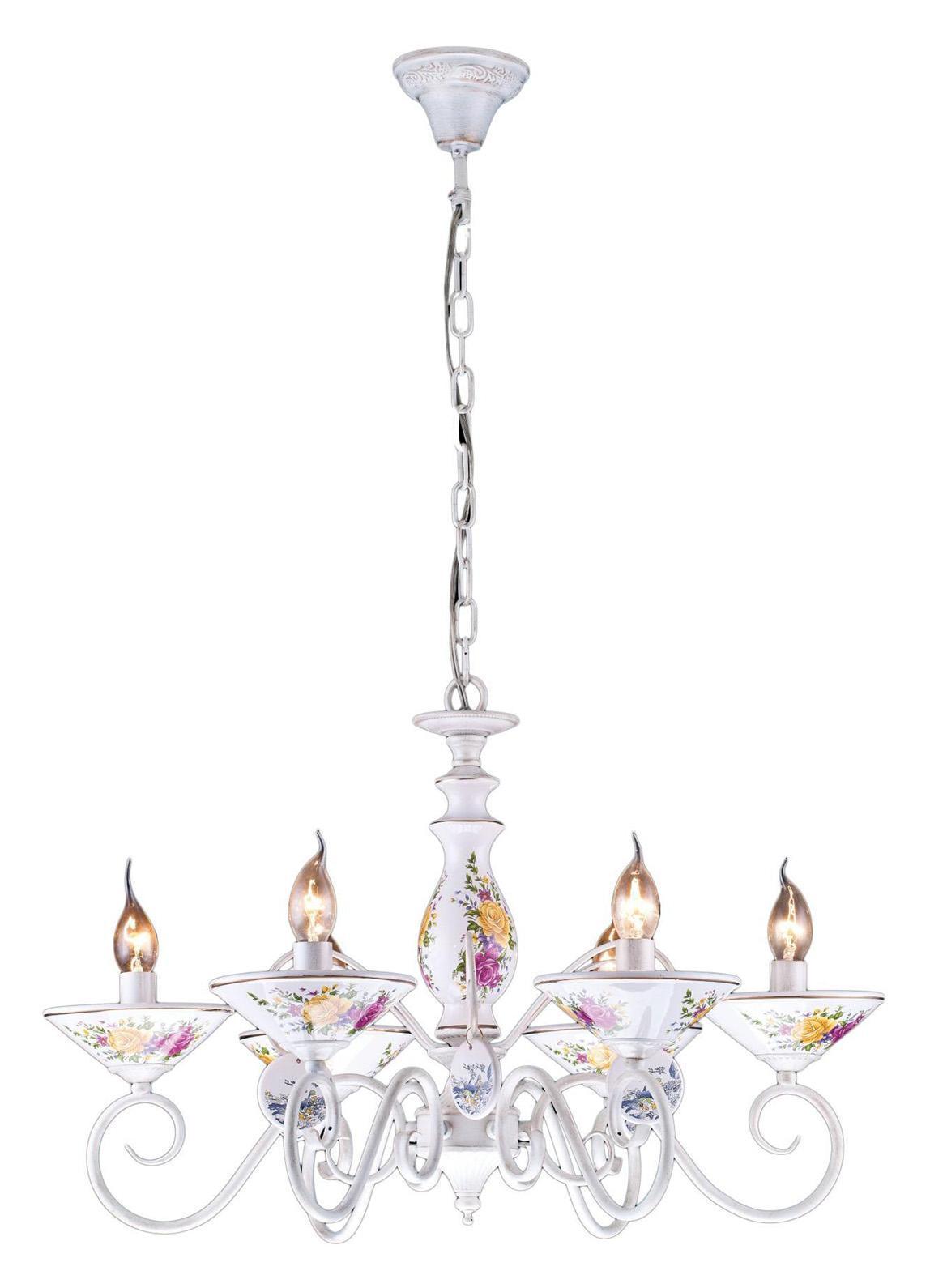 Люстра Arte lamp A2061lm-6wg люстра divinare diana 8111 01 lm 6