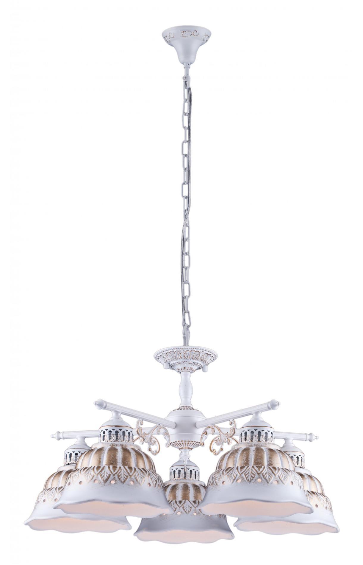 Люстра Arte lamp A2814lm-5wg подвесная люстра arte lamp chiesa a2814lm 5wg