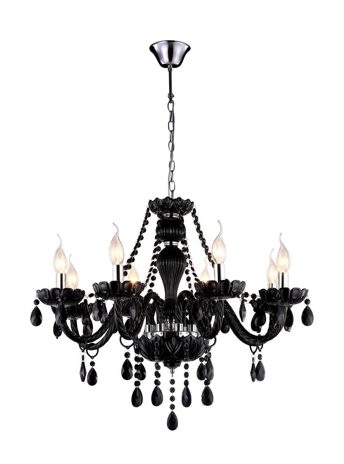 лучшая цена Люстра Arte lamp A3964lm-8bk