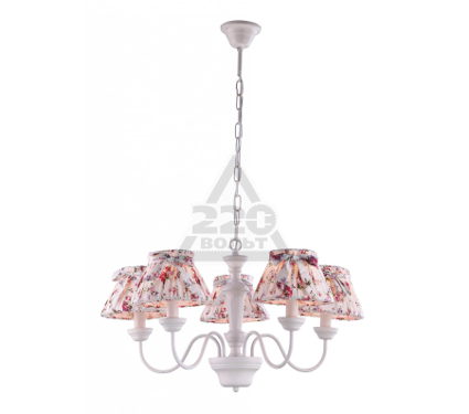 Люстра ARTE LAMP A7020LM-5WH