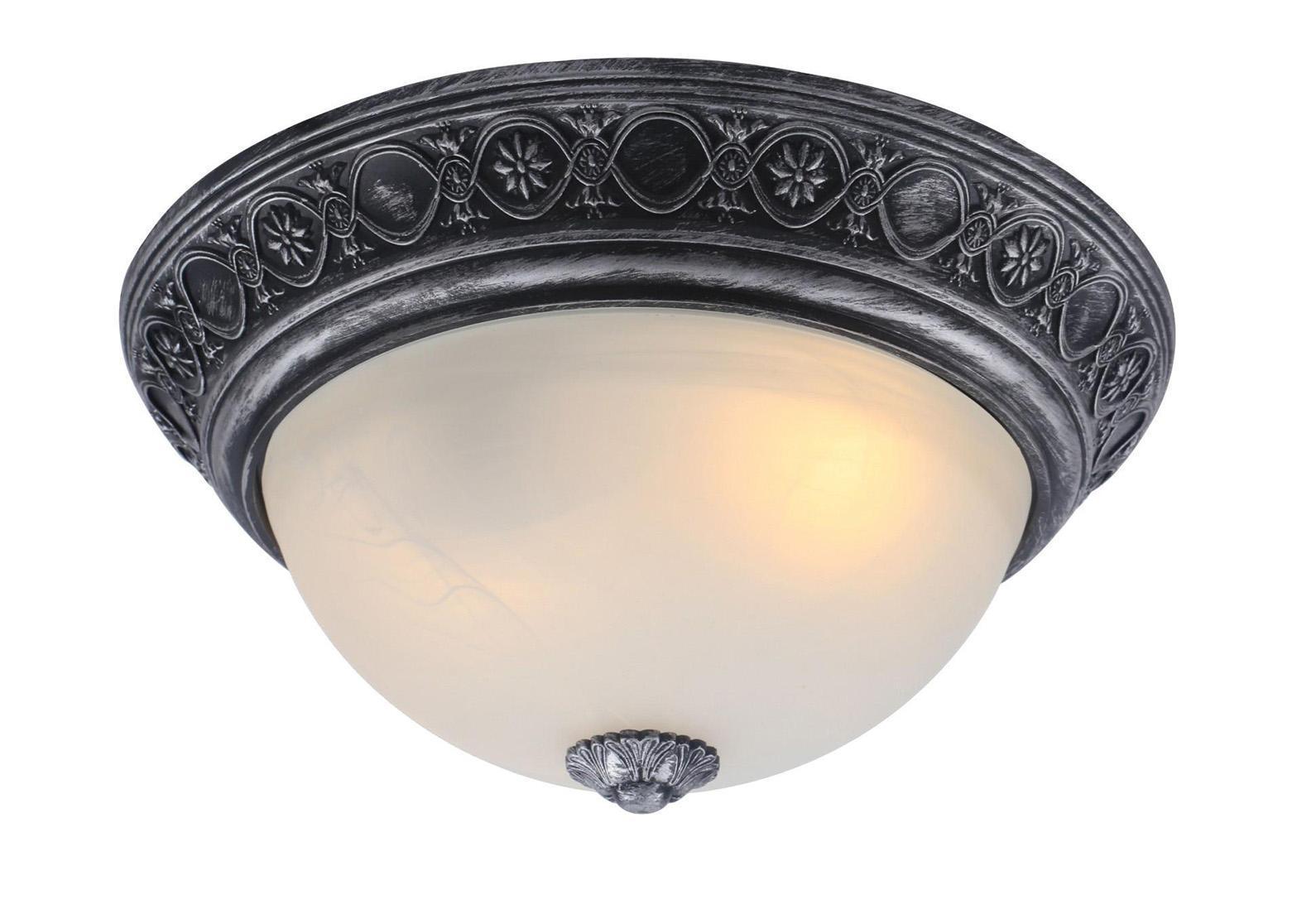 Светильник настенно-потолочный Arte lamp A8009pl-2sb