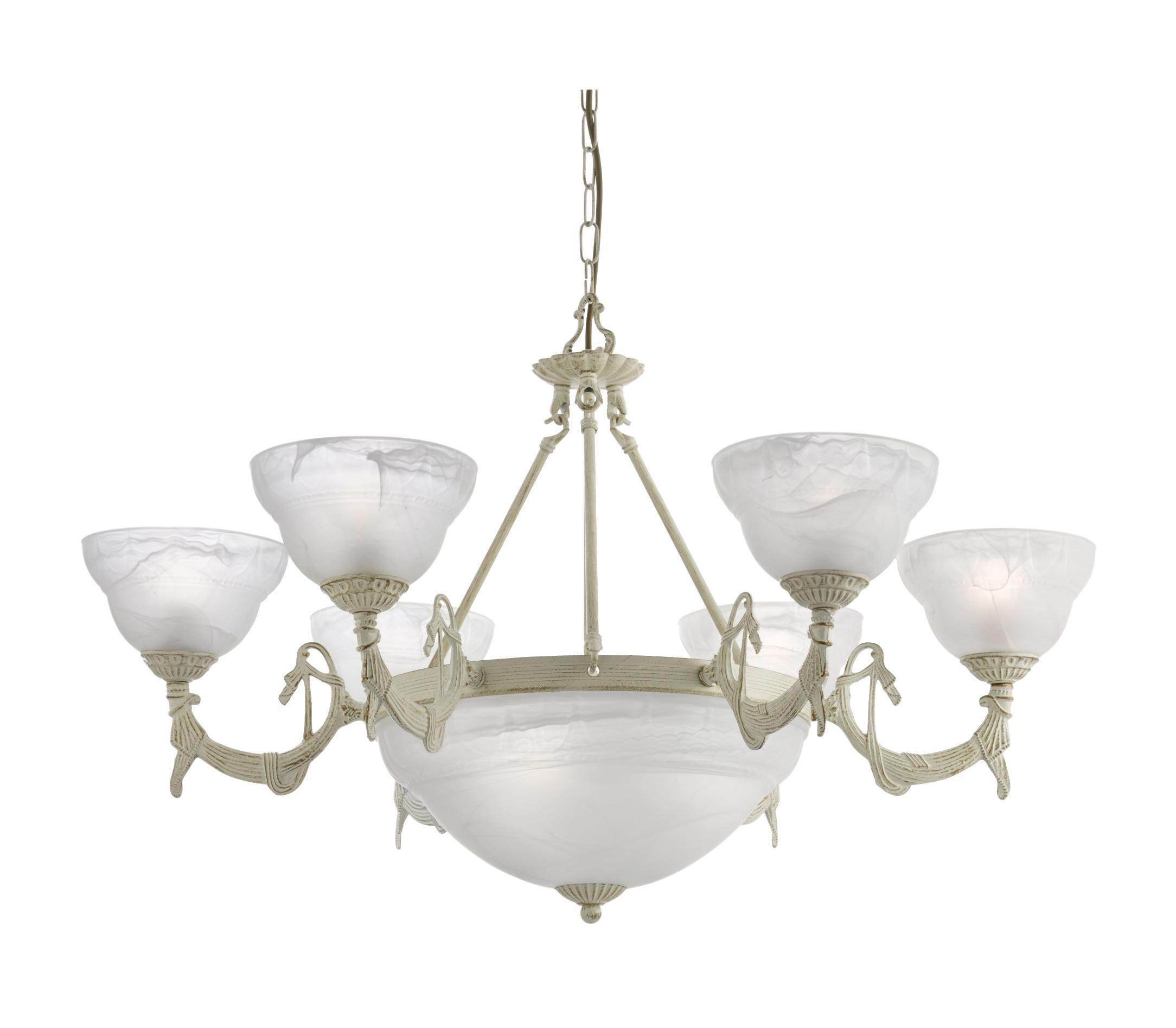Люстра Arte lamp A8777lm-6-3wg люстра divinare diana 8111 01 lm 6