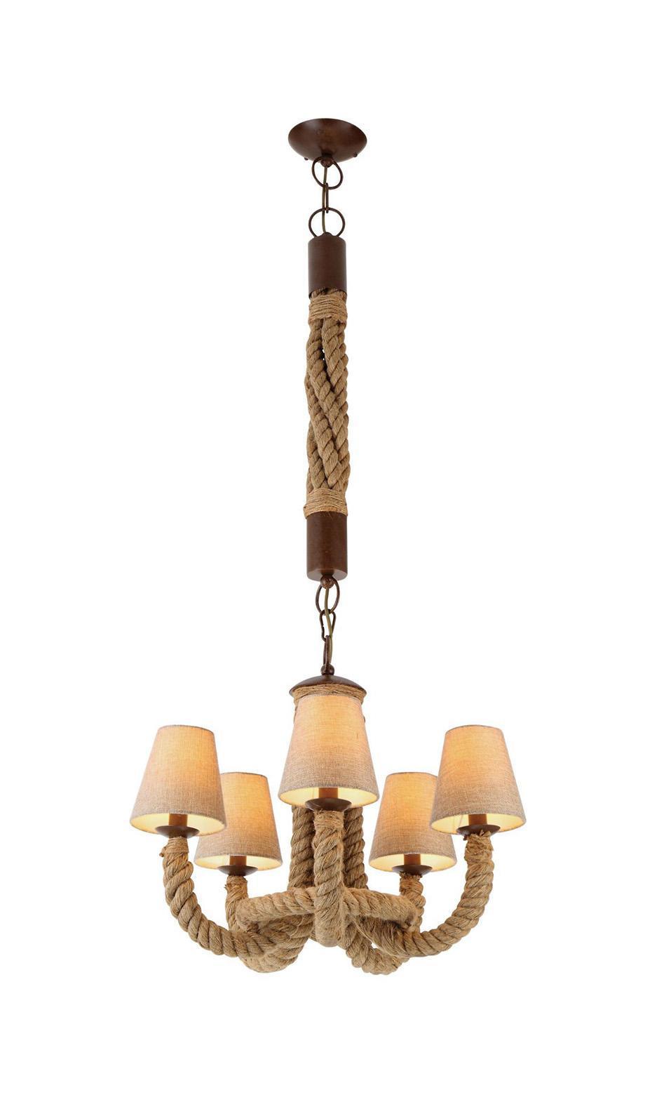 Люстра Arte lamp A8958lm-5br люстра на штанге arte lamp aroma a6582pl 5br