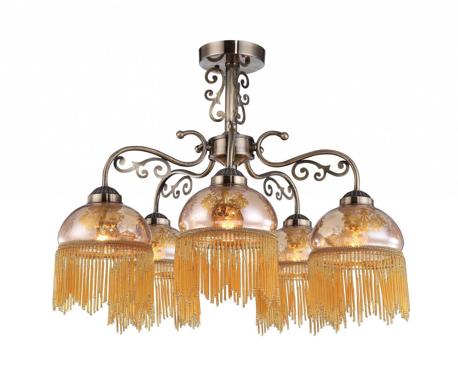 Люстра Arte lamp A9560pl-5ab arte lamp люстра arte lamp a7556pl 5ab
