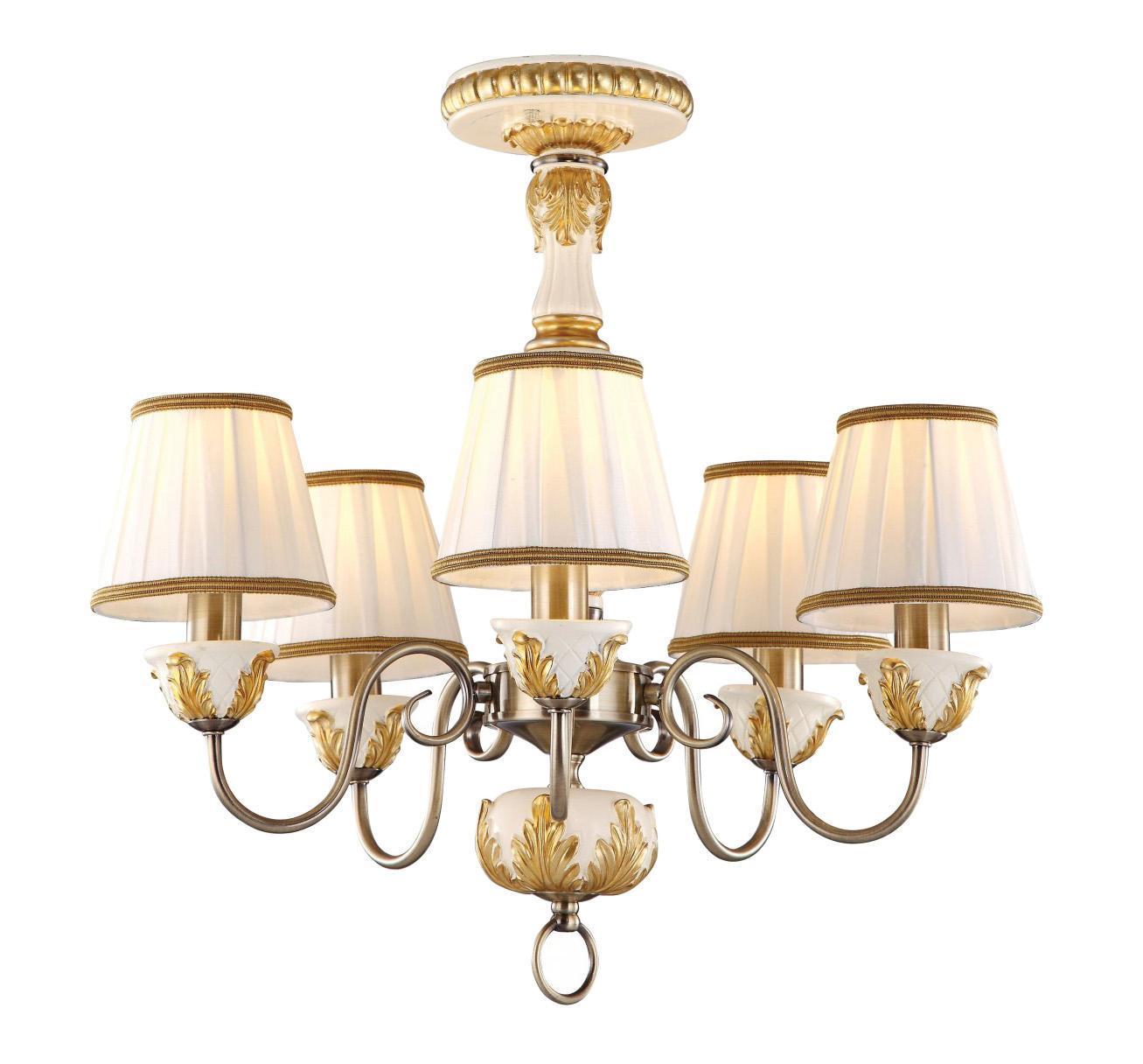 Люстра Arte lamp A9570pl-5wg люстра на штанге arte lamp benessere a9570pl 5wg