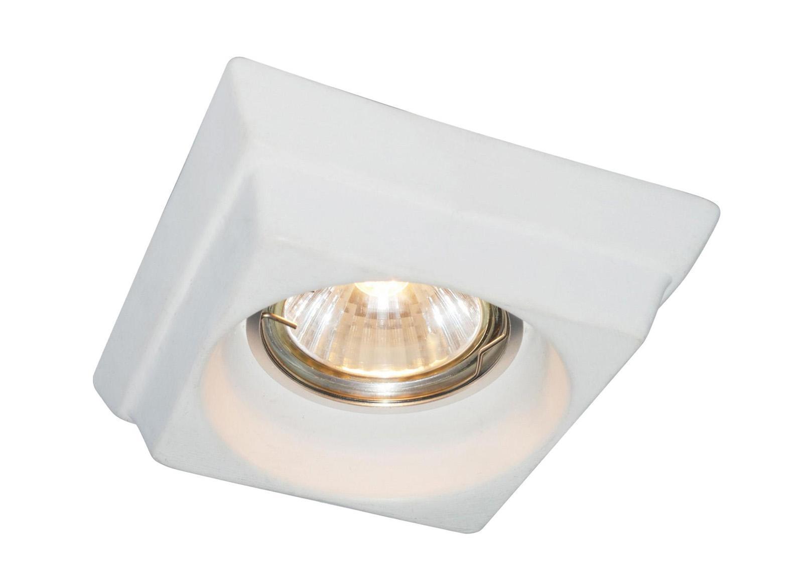 Светильник встраиваемый Arte lamp A5247pl-1wh встраиваемый светильник arte lamp cielo a7314pl 1wh